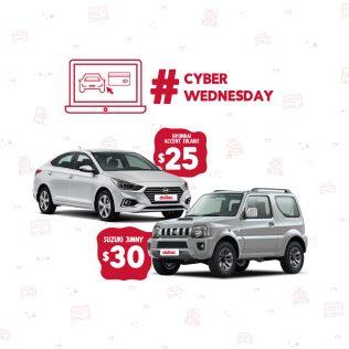 #CyberWednesday
