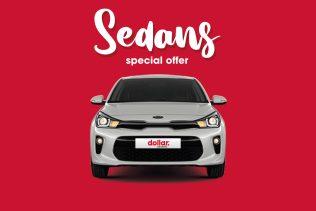 Sedans Special Offer