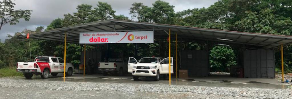 TALLER MINERA PANAMÁ