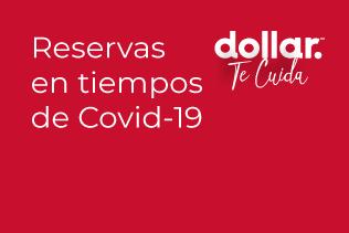 ¿Qué pasa con las reservas afectadas por las restricciones de Coronavirus?