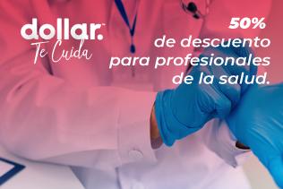 Promo para los profesionales de la salud