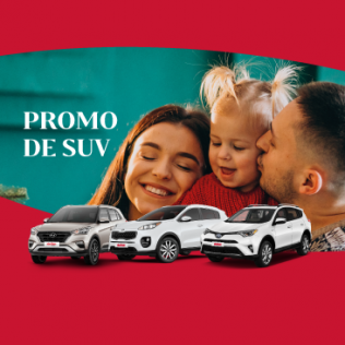 Promo Navideña SUVs